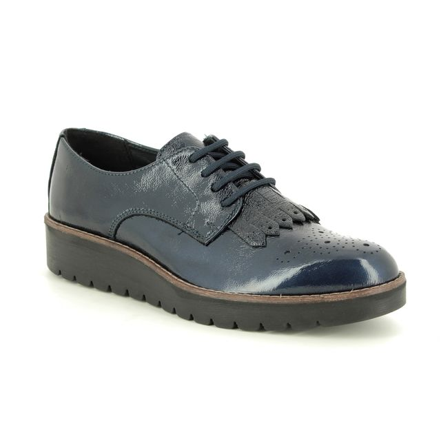 IMAC Brogues - Navy patent - 5510/4094009 BRITNEY G