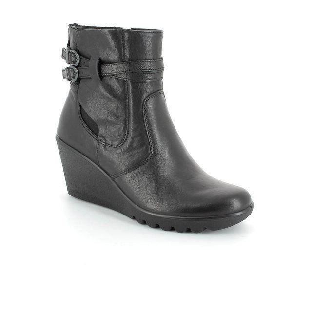 IMAC Wedge Boots - Black - 42790/2820011 CHANTAL
