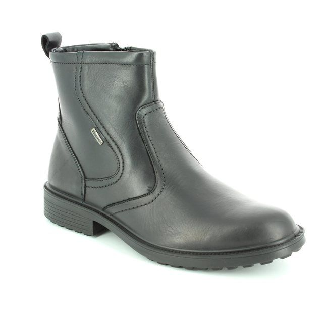 IMAC Cityboot Tex 60268-1968011 Black boots