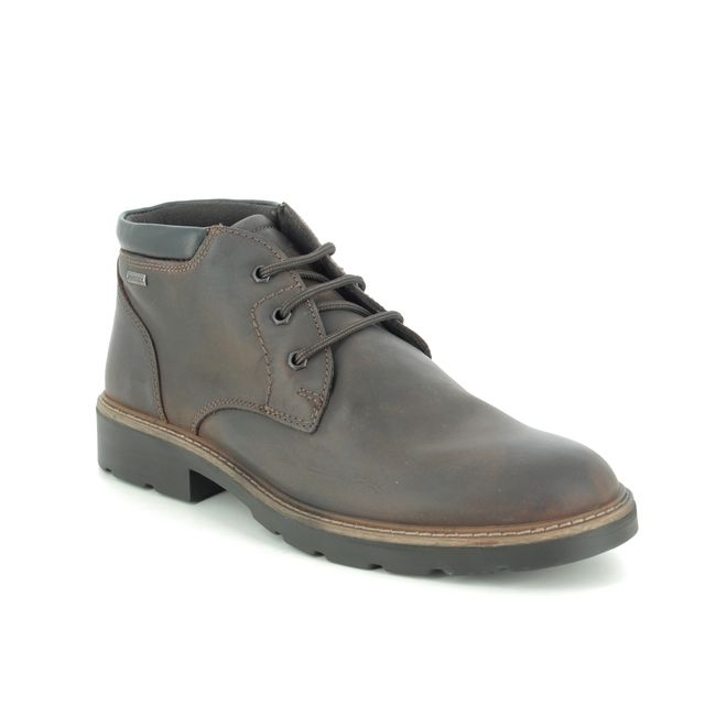 IMAC Chukka Boots - Brown leather - 1008/3474017 COUNTRYBOOT TEX