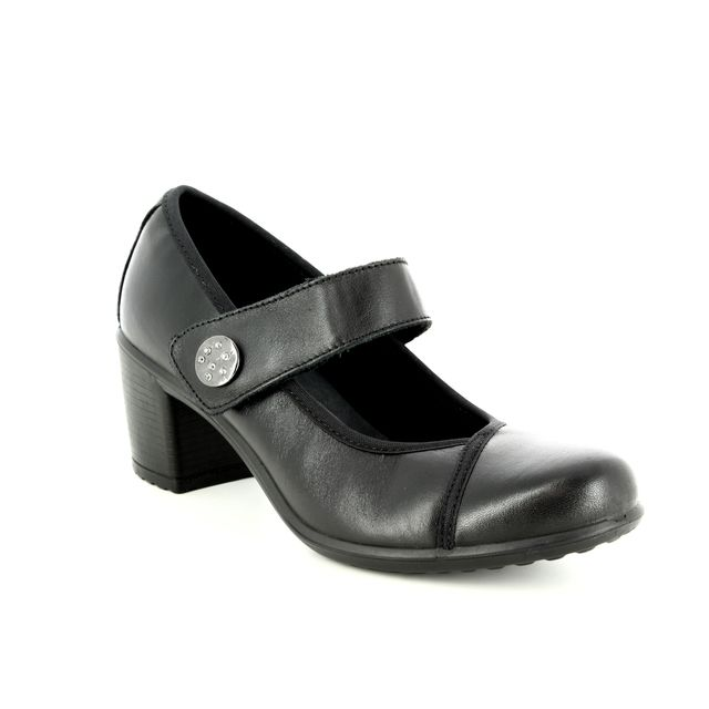IMAC Mary Jane Shoes - Black leather - 5190/1400011 DAYTOBAR