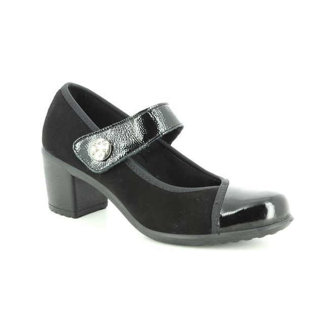 IMAC Mary Jane Shoes - Black patent suede - 5190/4200011 DAYTOBAR