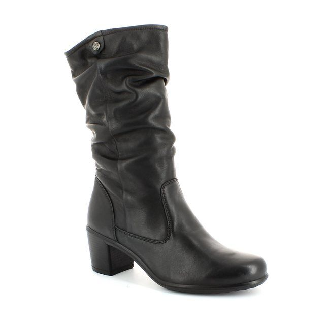 IMAC Knee-high Boots - Black - 43080/1400011 DAYTOMID