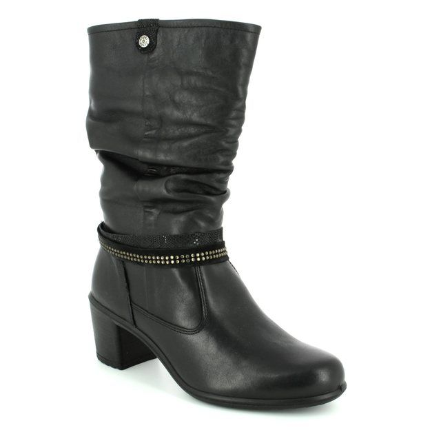IMAC Ankle Boots - Black - 81930/1400011 DAYTOMID 72