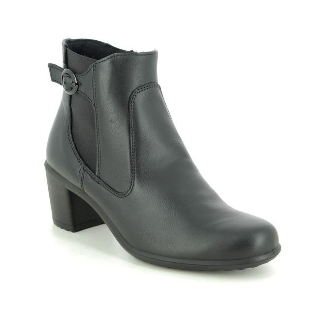 IMAC Ankle Boots - Black leather - 6090/1400011 DAYTONA 05