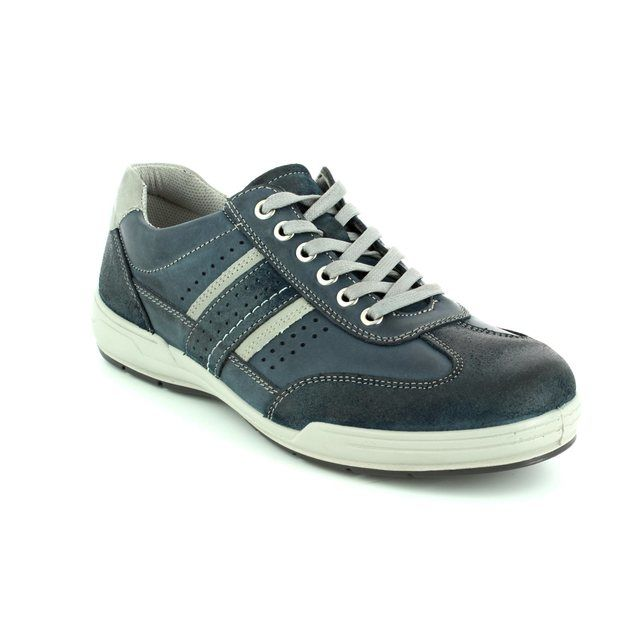 IMAC Dexter 70930-2409018 Navy multi casual shoes