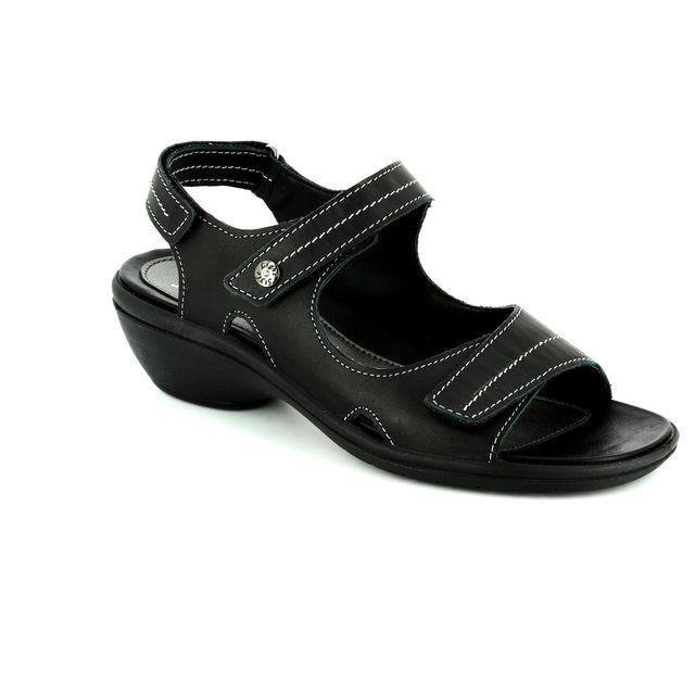 IMAC Elite 52952-1950018 Black sandals