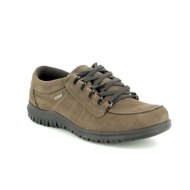 IMAC Casual Shoes - Brown nubuck - 2818/3631017 FAIRCRUISER