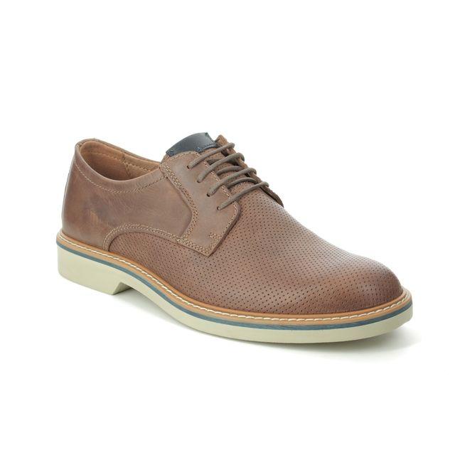 IMAC Casual Shoes - Tan Leather  - 0470/2428009 FELIPE