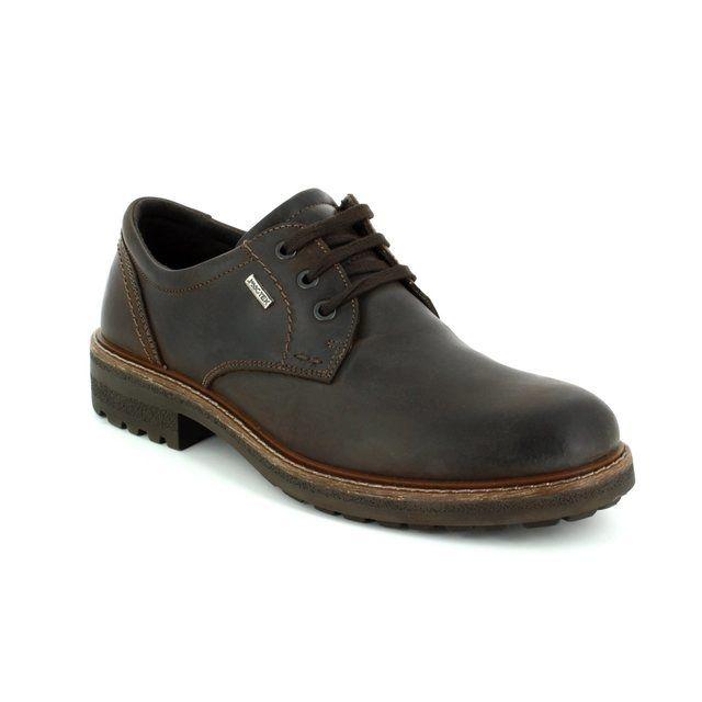 IMAC Casual Shoes - Brown waxy - 81248/3474017 FREDDY TEX