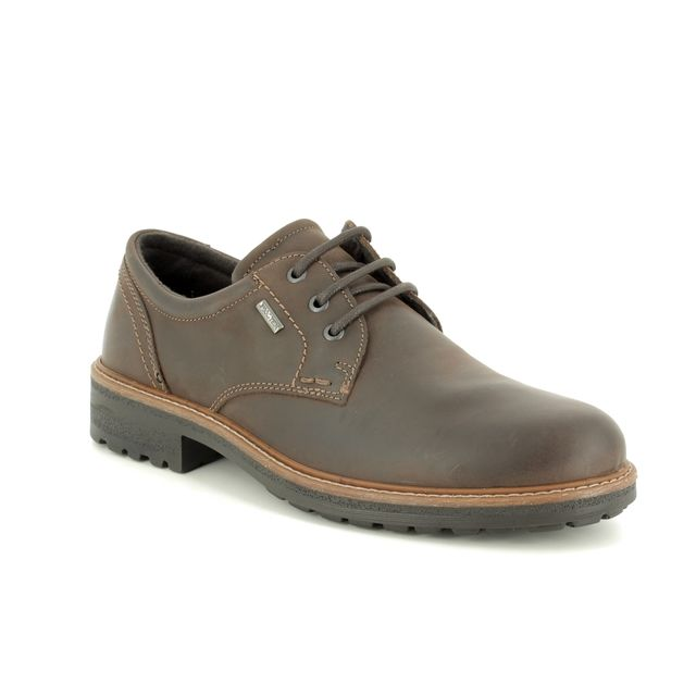 IMAC Casual Shoes - Brown leather - 3248/3474017 FREDDY TEX 85