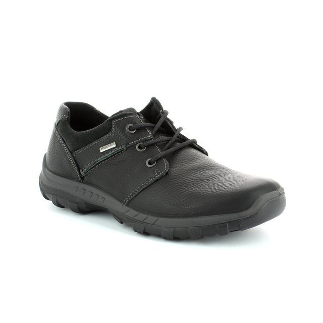 IMAC Gordon Tex 41248-3020011 Black casual shoes