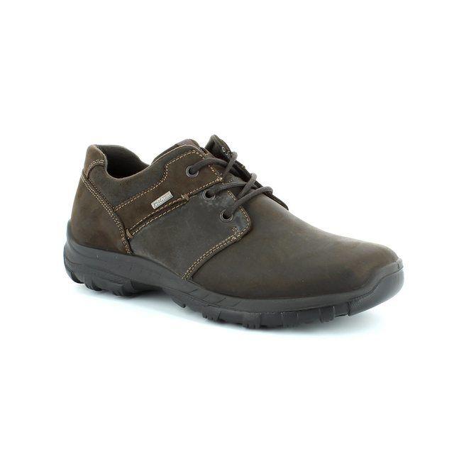 IMAC Gordon Tex 41249-3503017 Brown casual shoes
