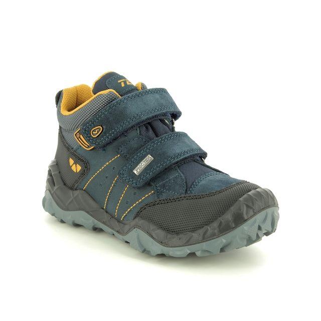 IMAC Haller Tex 95 2458-7030038 Navy boots
