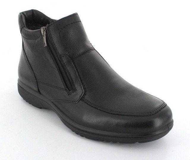 IMAC Boots - Black - 20660/1500011 HANDY  TWINZIP