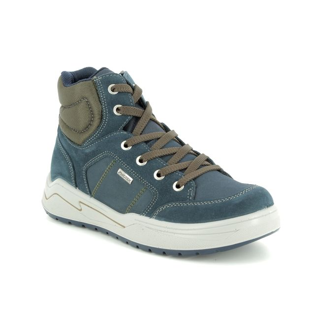 IMAC Boots - Navy - 1878/7030016 HARON TEX