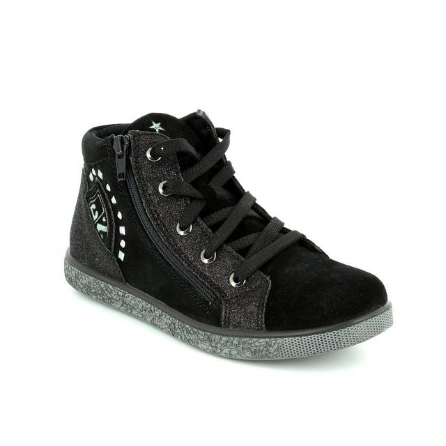 IMAC Boots - Black suede - 63660/7000011 HOLLY G