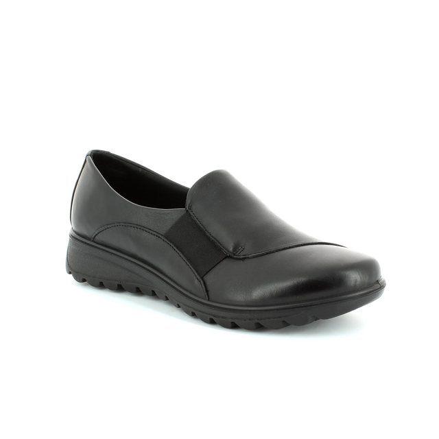 IMAC Comfort Shoes - Black - 42010/1400011 KARENA