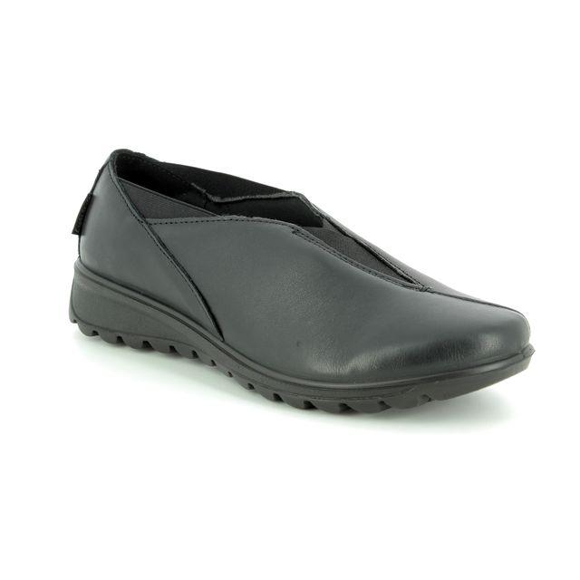 IMAC Comfort Shoes - Black leather - 7930/1400011 KARENVI