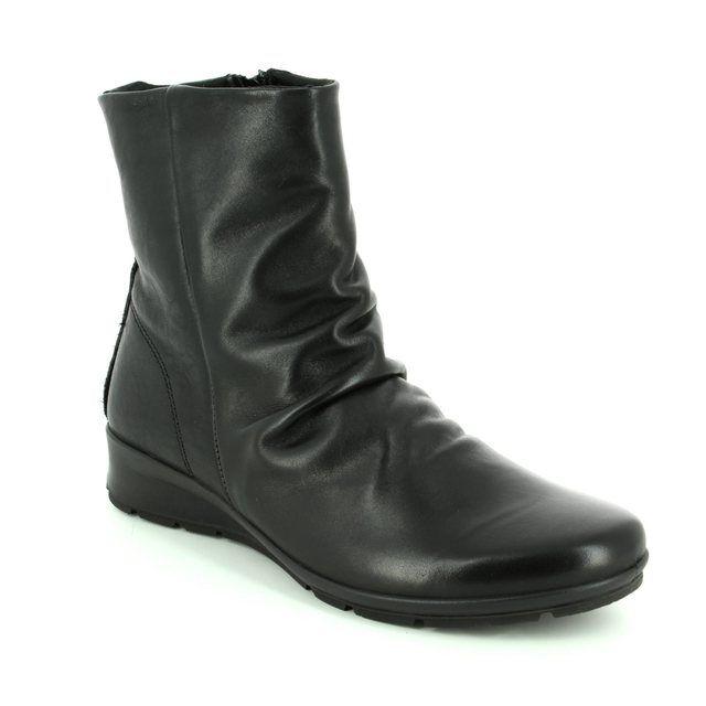 IMAC Ankle Boots - Black - 82371/1400011 KRISTABIR