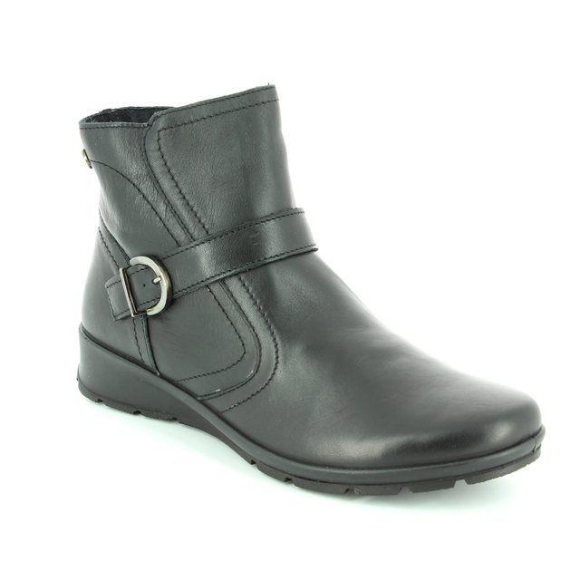 IMAC Kristank 62281-1400011 Black ankle boots