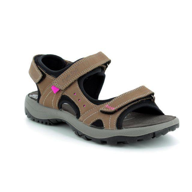 IMAC Walking Sandals - Taupe - 109541/302611 LAKE