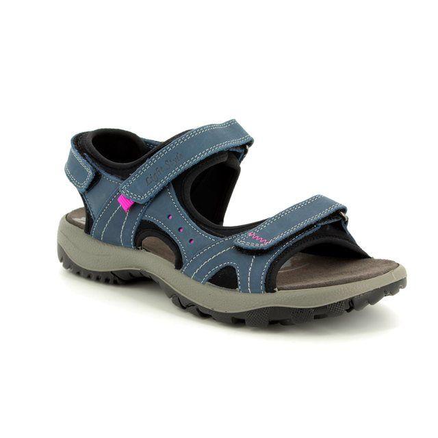 IMAC Walking Sandals - Navy - 109541/305911 LAKE