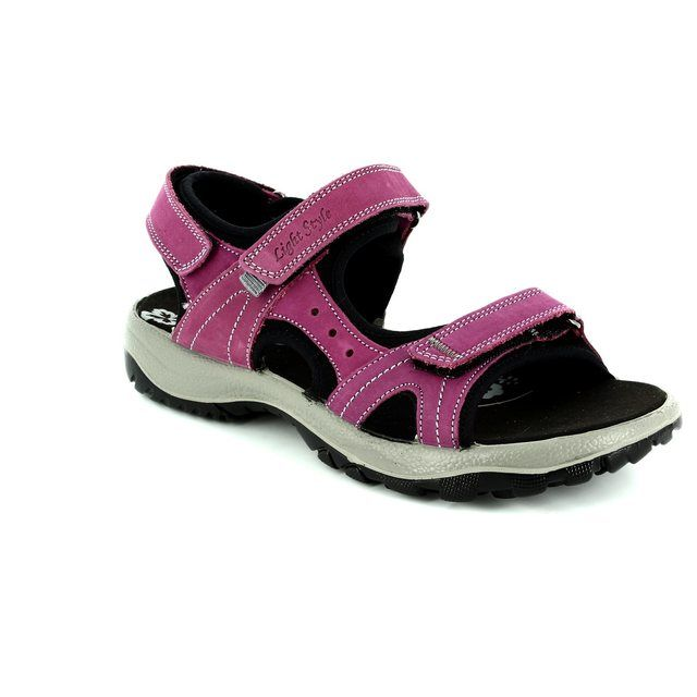 IMAC Lake 53221-3017018 Purple sandals