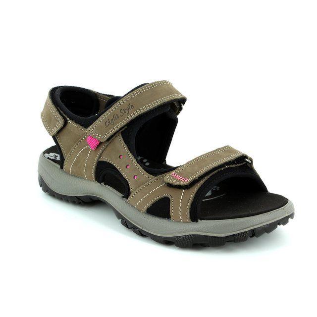IMAC Lake  71 73161-3026011 Taupe Walking Sandals