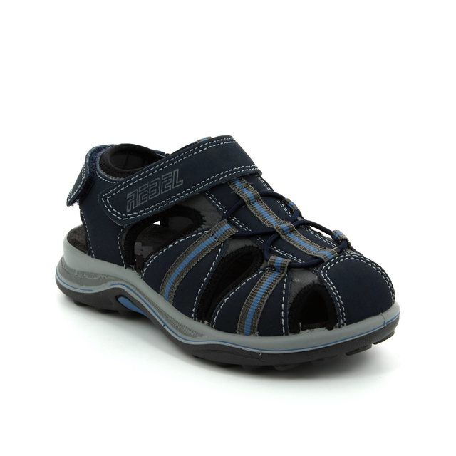 IMAC Everyday Shoes - Navy Multi - 74361/0950018 ONESAN