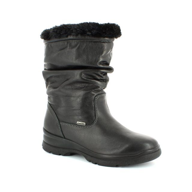IMAC Knee-high Boots - Black - 42938/1400011 PAMELEA TEX 23138/1400011