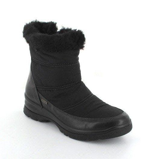 IMAC Pameltex 23118-1400011 Black winter boots