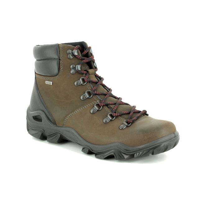 IMAC Boots - Brown leather - 3908/3474017 PATH HI TEX