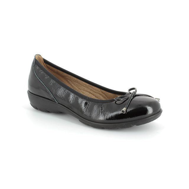 IMAC Pennybow 51770-4200011 Black patent pumps