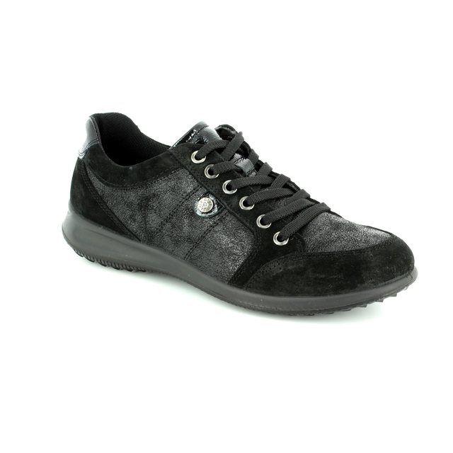 IMAC Lacing Shoes - Black - 82230/7210011 PLURIEL