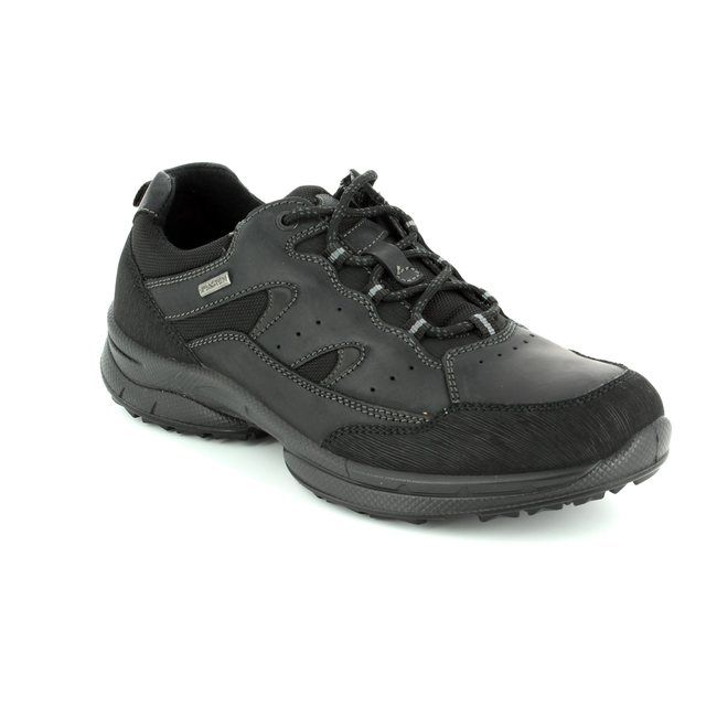 IMAC Racer Tex 61538-3400011 Black casual shoes
