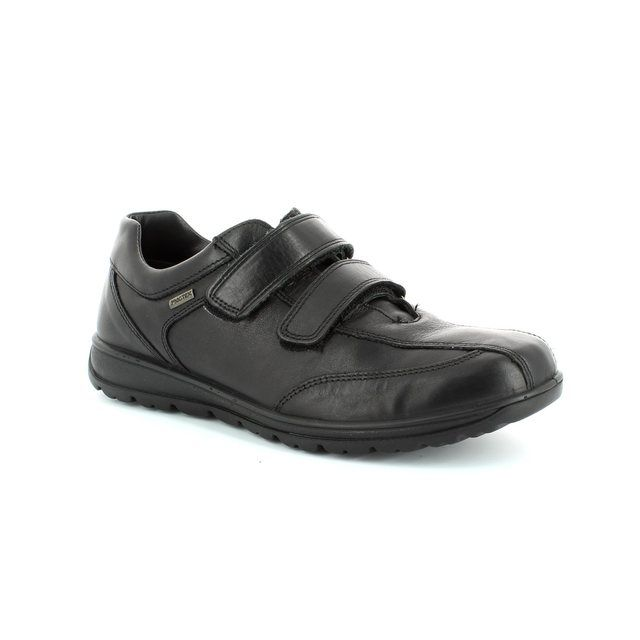 IMAC Relatex Velcro 40818-1000011 Black casual shoes