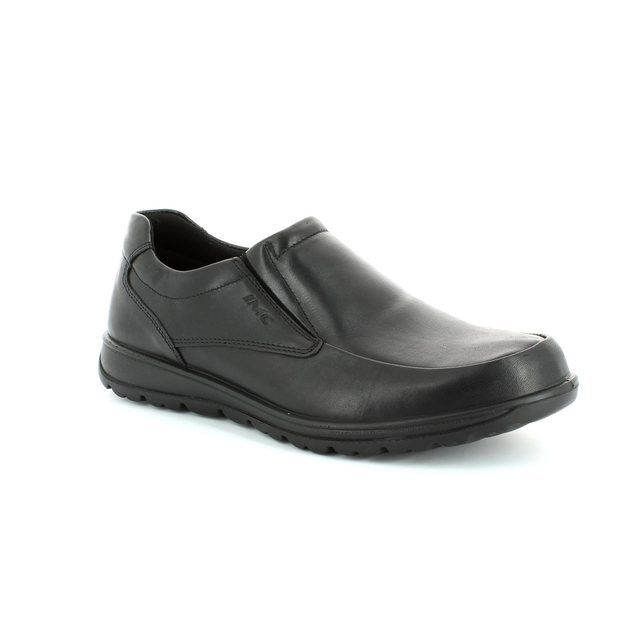 IMAC Relay Slip 40770-1000011 Black casual shoes