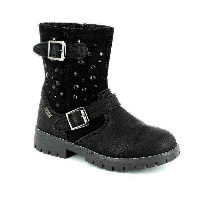 IMAC Boots - Black - 63998/5110011 ROCKETEX