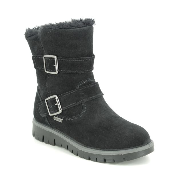 IMAC Boots - Black Suede - 0668/7000011 ROXY   TEX 05