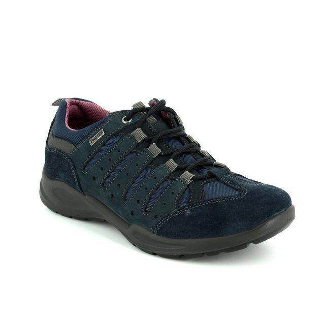 IMAC Walking Shoes - Navy - 83448/3001011 RUNNERTEX