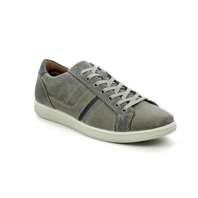 IMAC Casual Shoes - Grey matt leather - 2680/2405009 SEALIFE