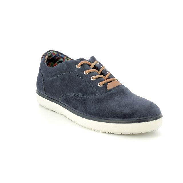 IMAC Fashion Shoes - Navy suede - 103161/721613 SIMON