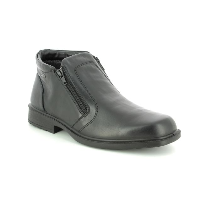 IMAC Boots - Black leather - 0178/2290011 URBAN ROBIN TE