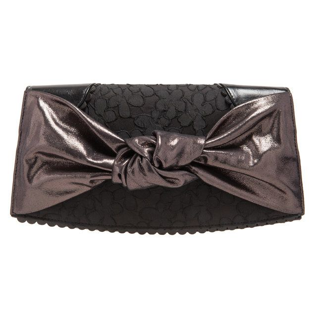 Irregular Choice Smartie Pants 008124-03C Black matching handbag