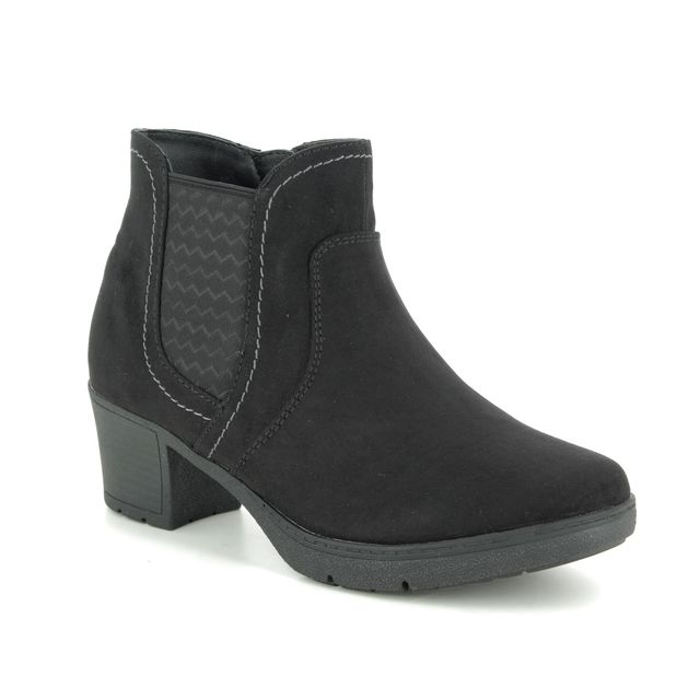Jana Ankle Boots - Black - 25469/23001 LILY 95 H FIT