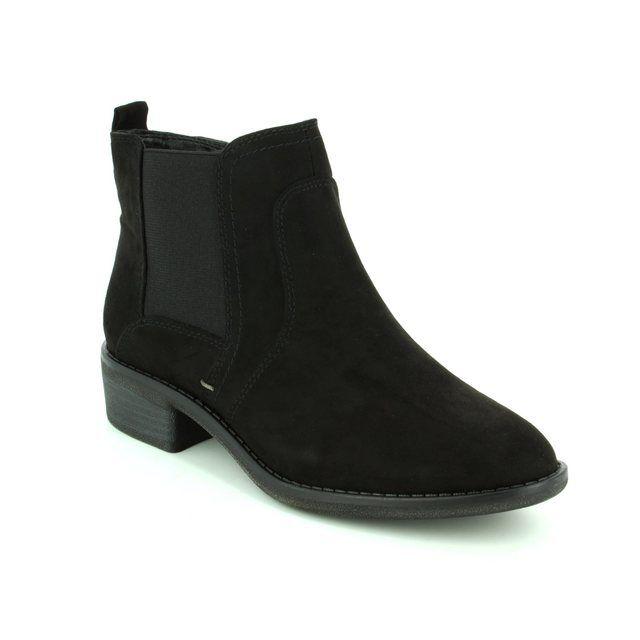 Jana Chelsea Boots - Black - 25366001 RAPA