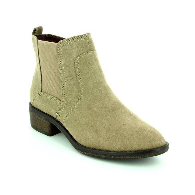 Jana Chelsea Boots - Taupe - 25366/341 RAPA