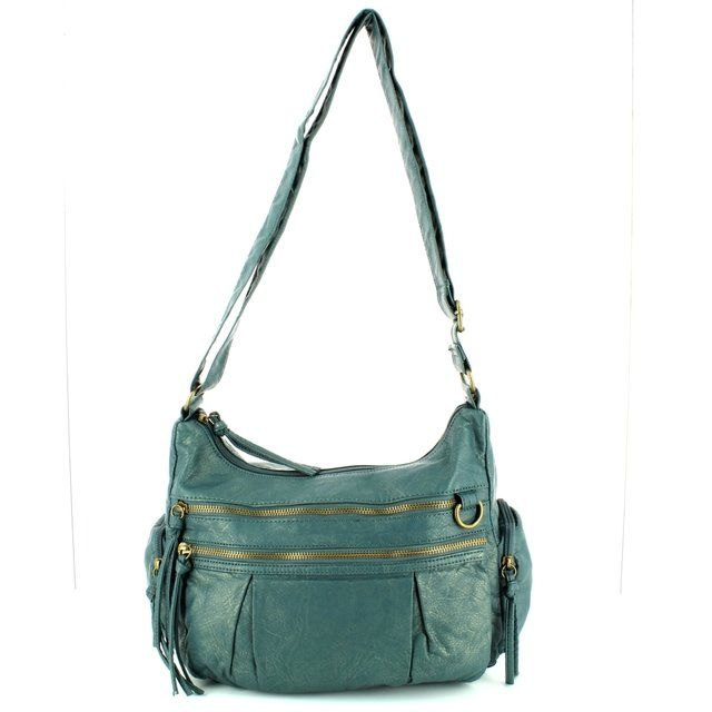 JEWN Ghn 5393 5393-05 Denim blue bags