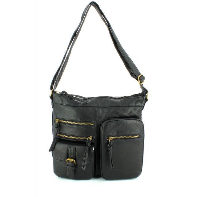 JEWN Pok 5580 5580-03 Black handbag